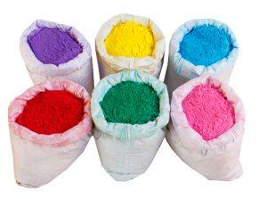bulk colour powder for colour run