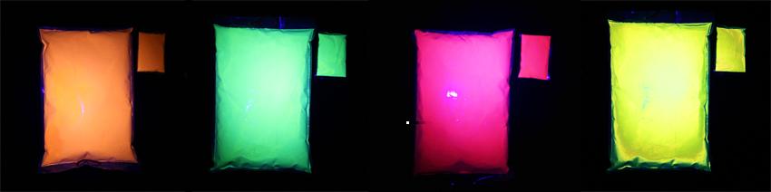 Buy UV holi colour powders Neon paint powder glow in the dark