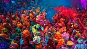 Holi Festival of Colours India