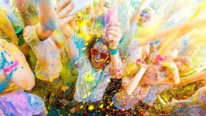 Colour Run Fundraiser Charity