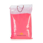 Pink holi colour powder