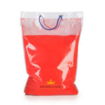 red holi colour powder