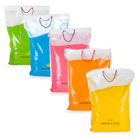 Holi Colour Powders in bulk